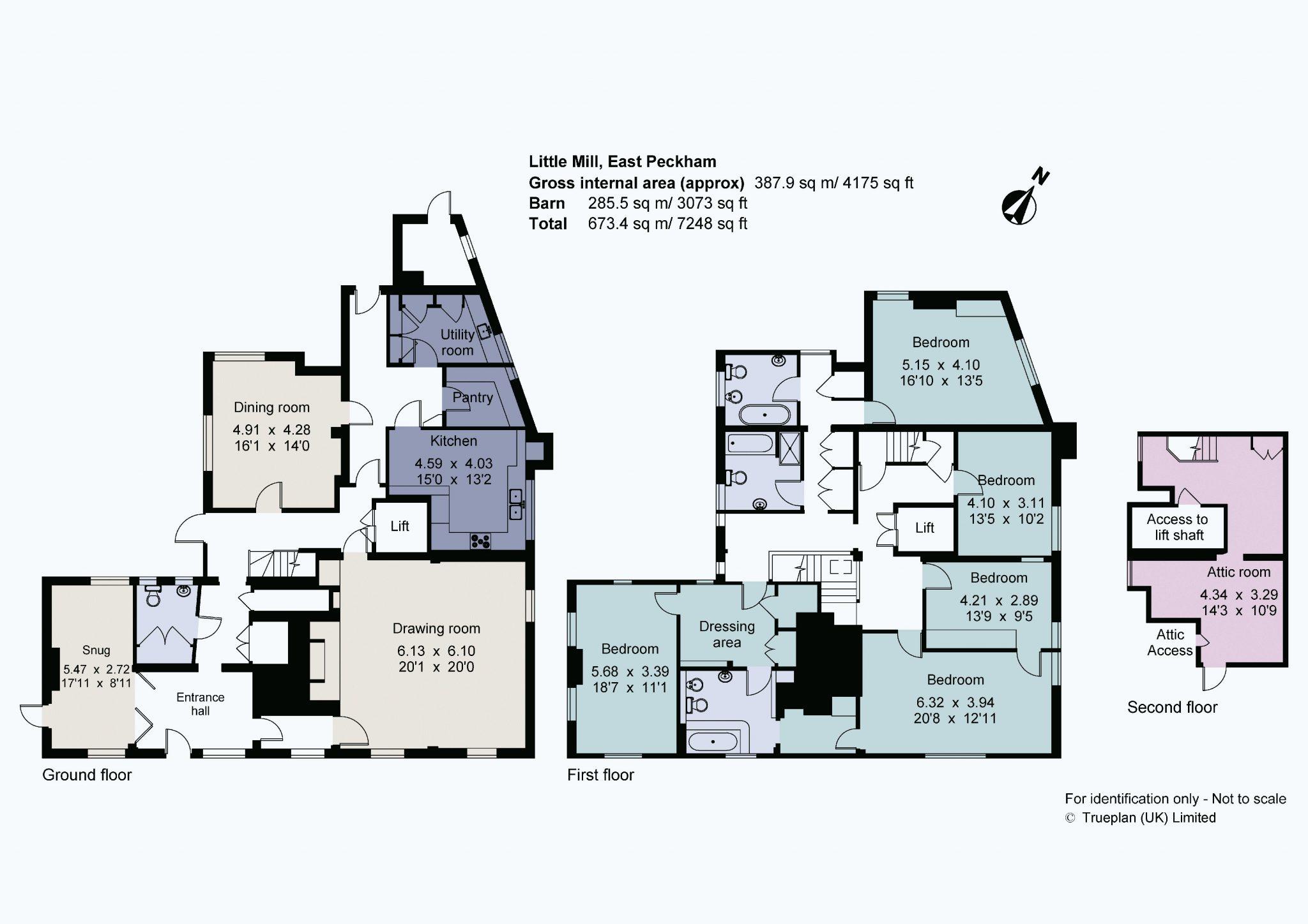 All Floors House