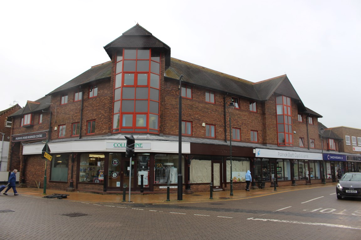 Commercial Road, Paddock Wood